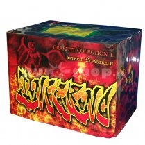 INFERNO - Graffiti colection I.